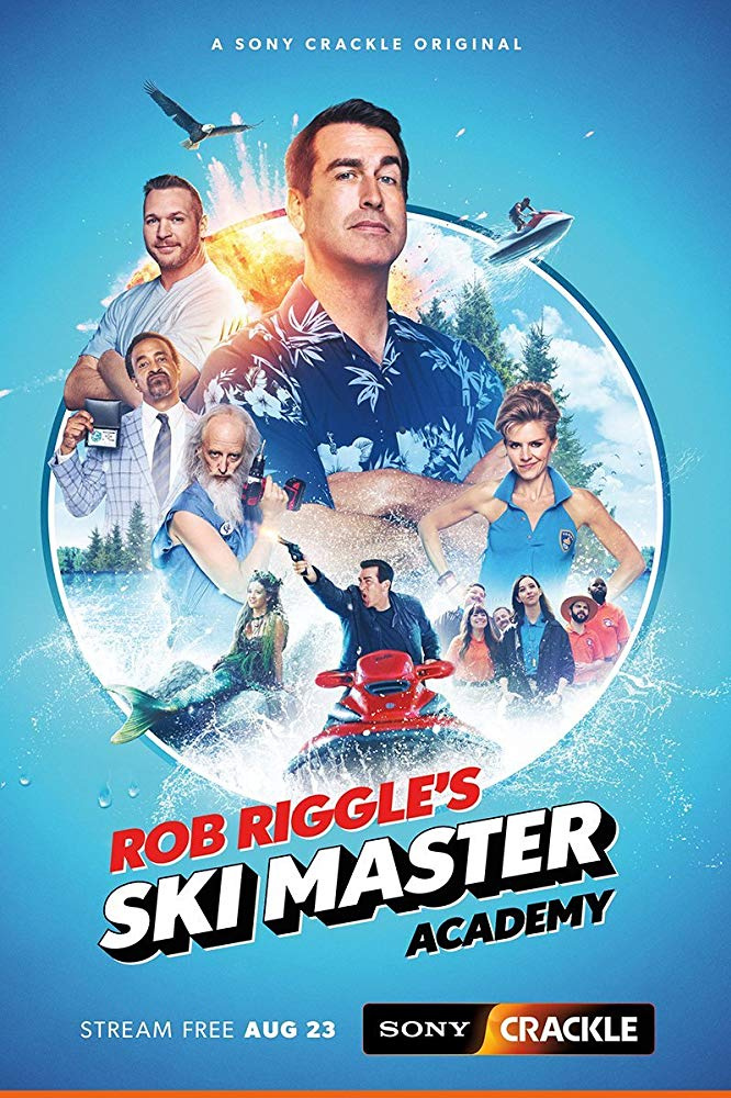 Watch Movie Rob Riggle's Ski Master Academy - Season 1