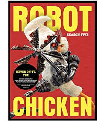 Watch Movie Robot Chicken - Season 04