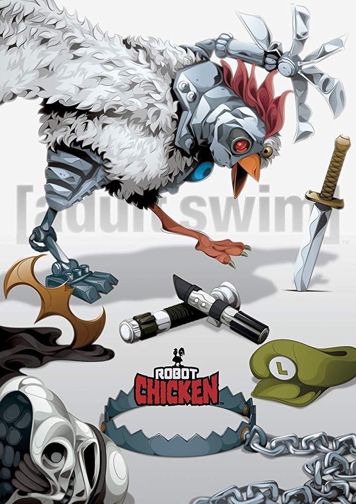 Watch Movie Robot Chicken - Season 10