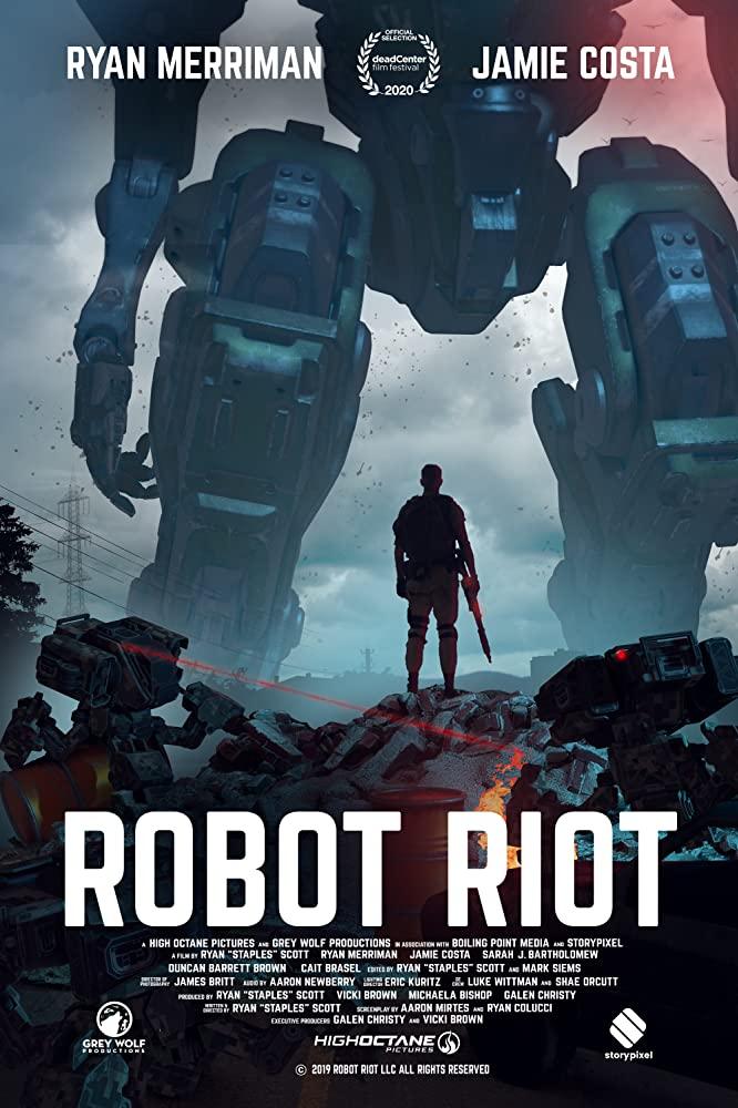 Watch Movie Robot Riot