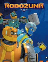 Watch Movie Robozuna - Season 1