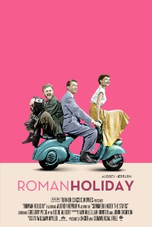 Watch Movie Roman Holiday