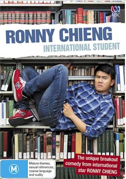 Watch Movie Ronny Chieng: International Student - Season 1