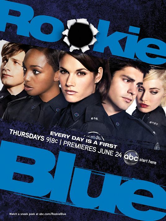 Watch Movie Rookie Blue - Season 1