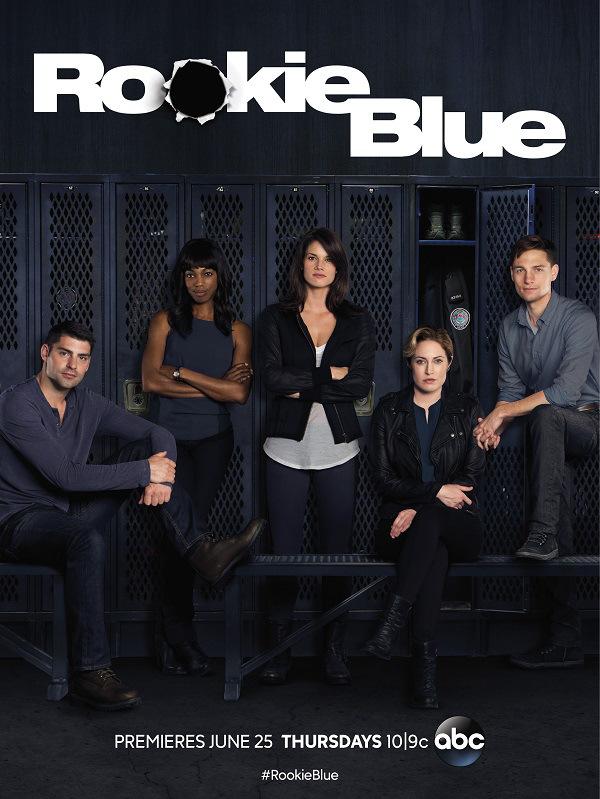 Watch Movie Rookie Blue - Season 5