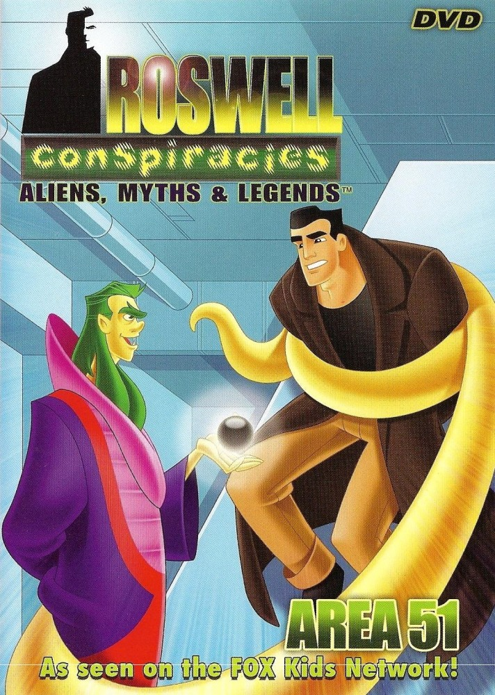 Watch Movie Roswell Conspiracies: Aliens, Myths & Legends - Season 1