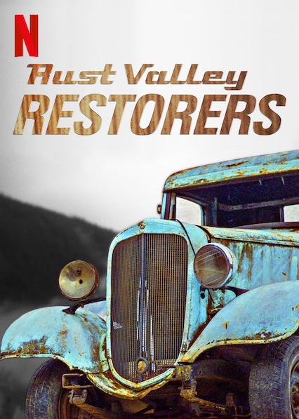 Watch Movie Rust Valley Restorers - Season 2
