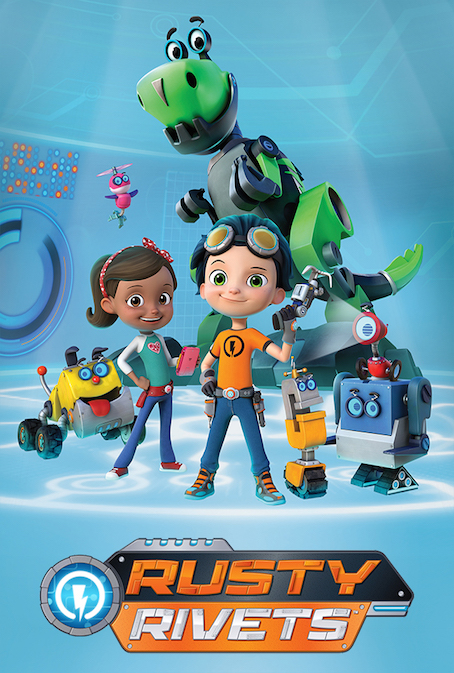 Watch Movie Rusty Rivets - Season 2