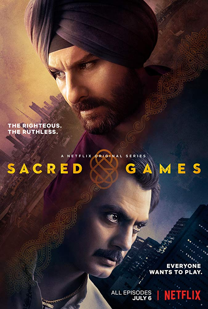 Watch Movie Sacred Games - Season 1