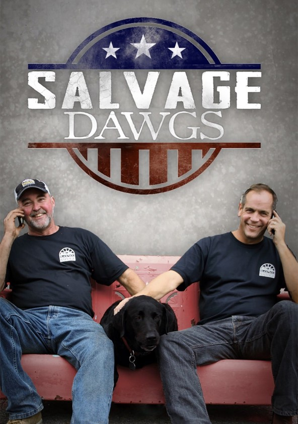 Watch Movie Salvage Dawgs - Season 10