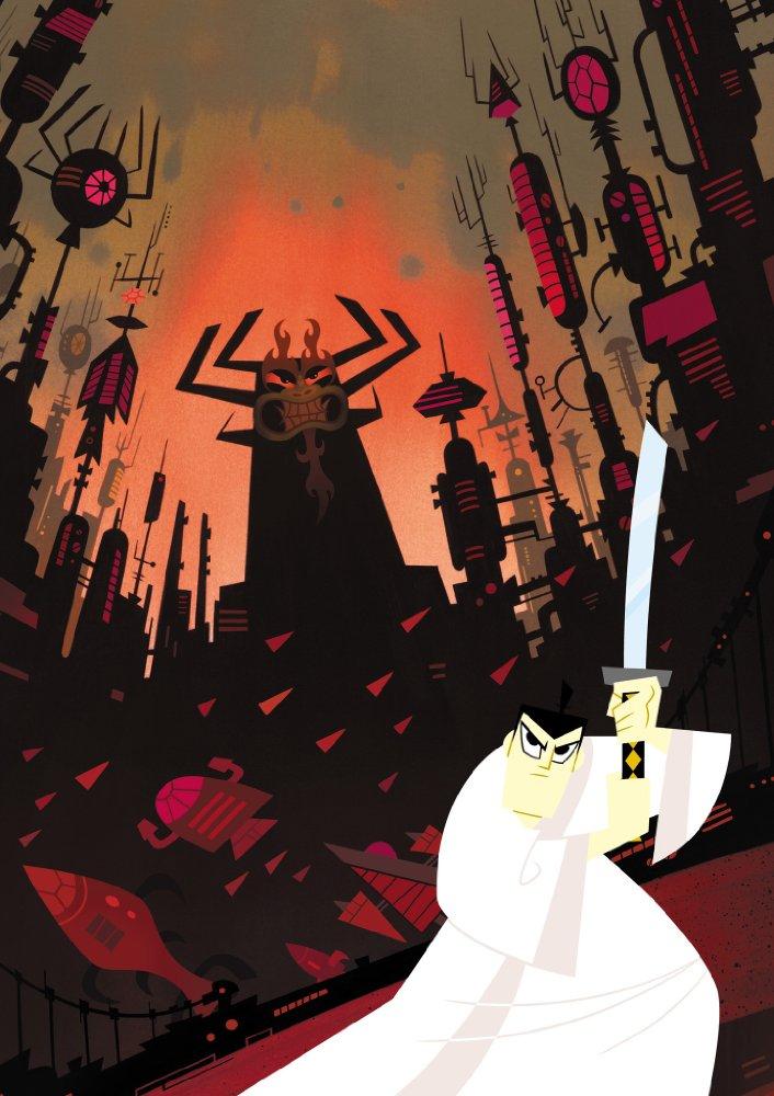 Watch Movie Samurai Jack - Season 5