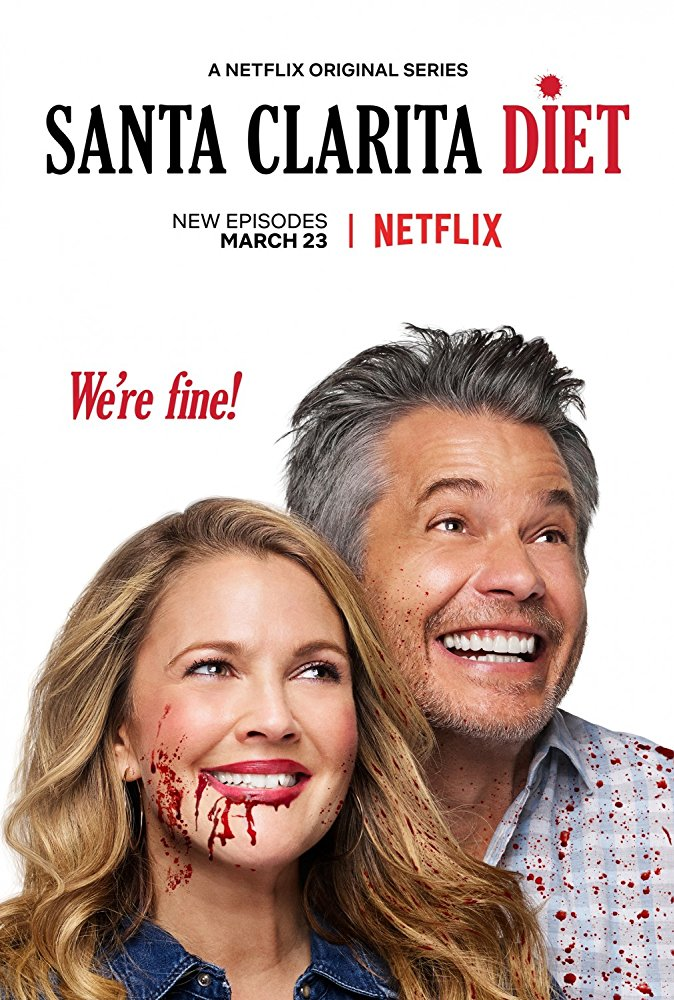 Watch Movie Santa Clarita Diet - Season 2