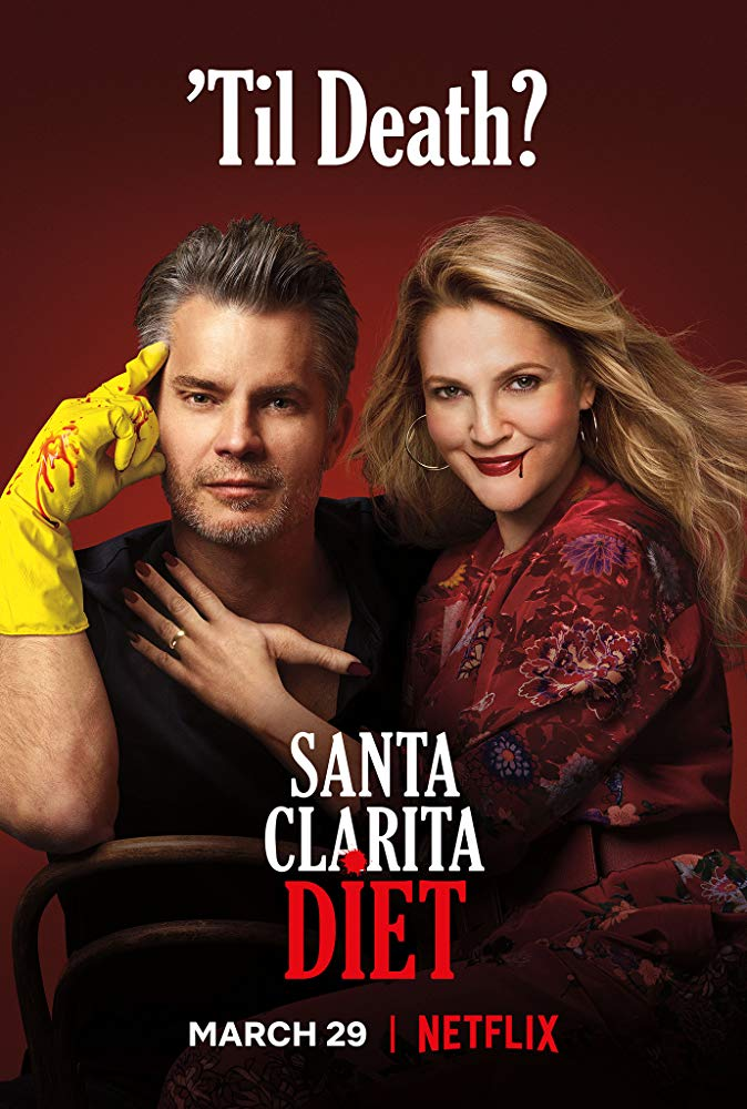 Watch Movie Santa Clarita Diet - Season 3