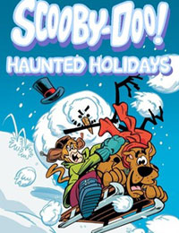 Watch Movie Scooby-doo Haunted Holidays
