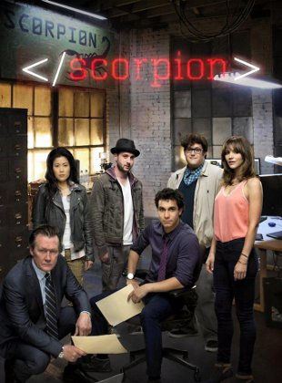 Watch Movie Scorpion - Season 2