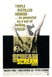 Watch Movie Scream and Scream Again