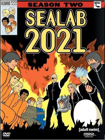 Watch Movie Sealab 2021 - Complete Series