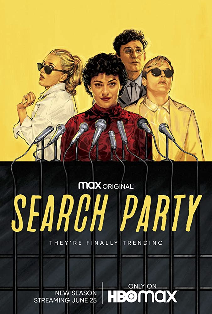 Watch Movie Search Party - Season 3