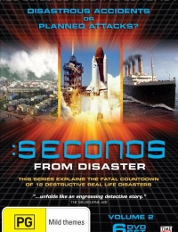 Watch Movie Seconds from Disaster - Season 1