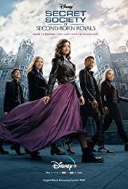 Watch Movie Secret Society of Second Born Royals