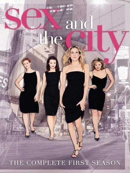 Watch Movie Sex And The City - Season 1