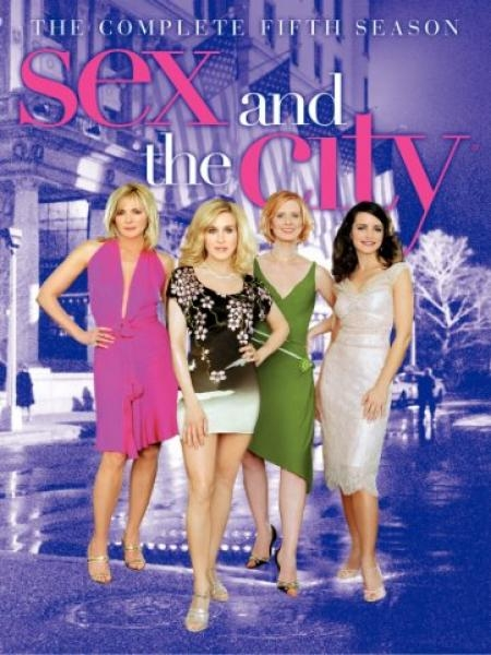 Watch Movie Sex And The City - Season 5
