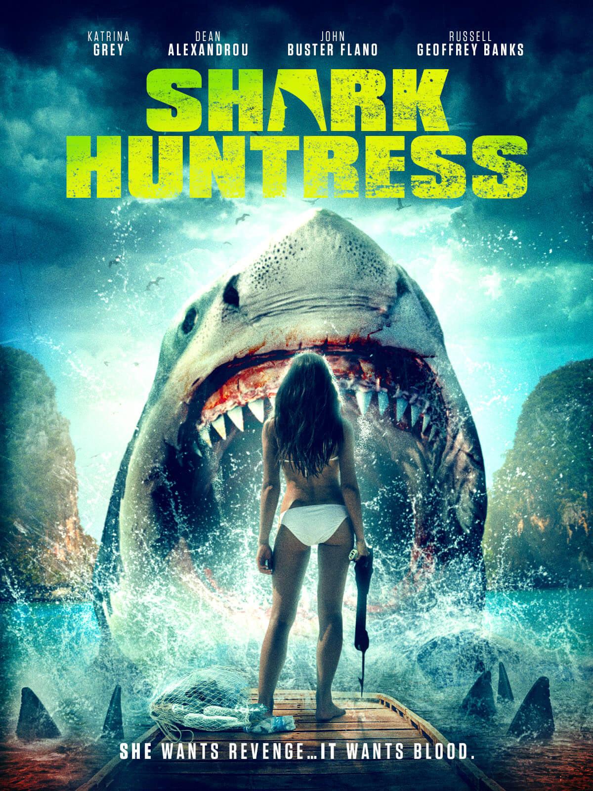 Watch Movie Shark Huntress