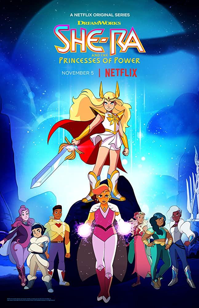 Watch Movie She-Ra and the Princesses of Power - Season 4