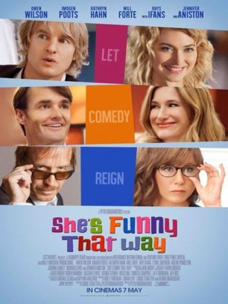Watch Movie She's Funny That Way