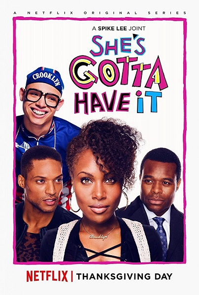 Watch Movie She's Gotta Have It - Season 1