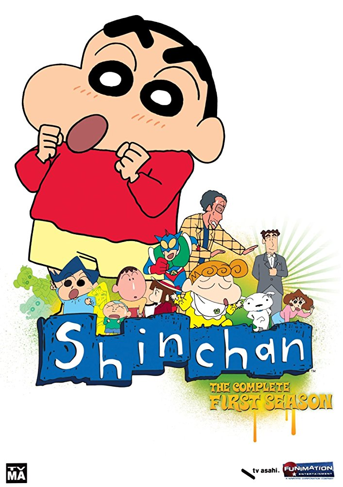 Watch Movie Shin Chan - Season 3