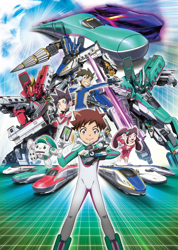 Watch Movie Shinkansen Henkei Robo Shinkalion The Animation