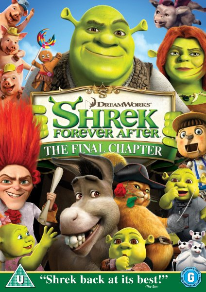 Watch Movie Shrek Forever After