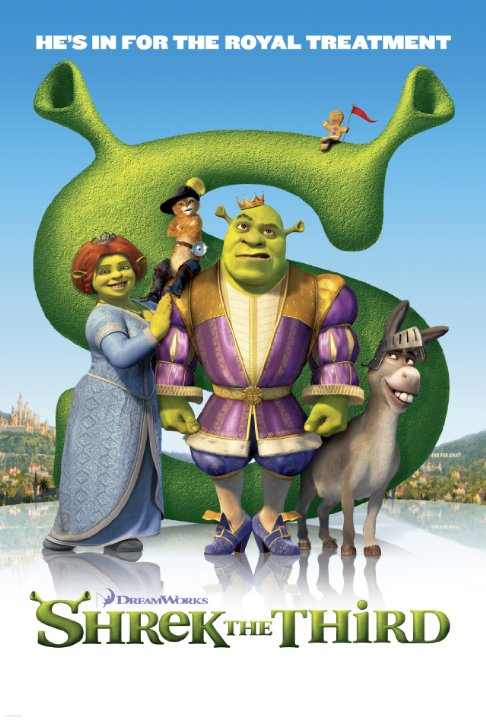 Watch Movie Shrek The Third