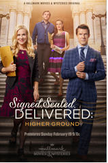 Watch Movie Signed, Sealed, Delivered: Higher Ground