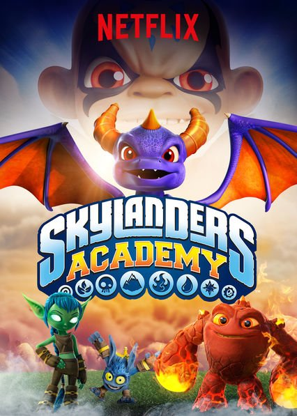 Watch Movie Skylanders Academy - Season 3
