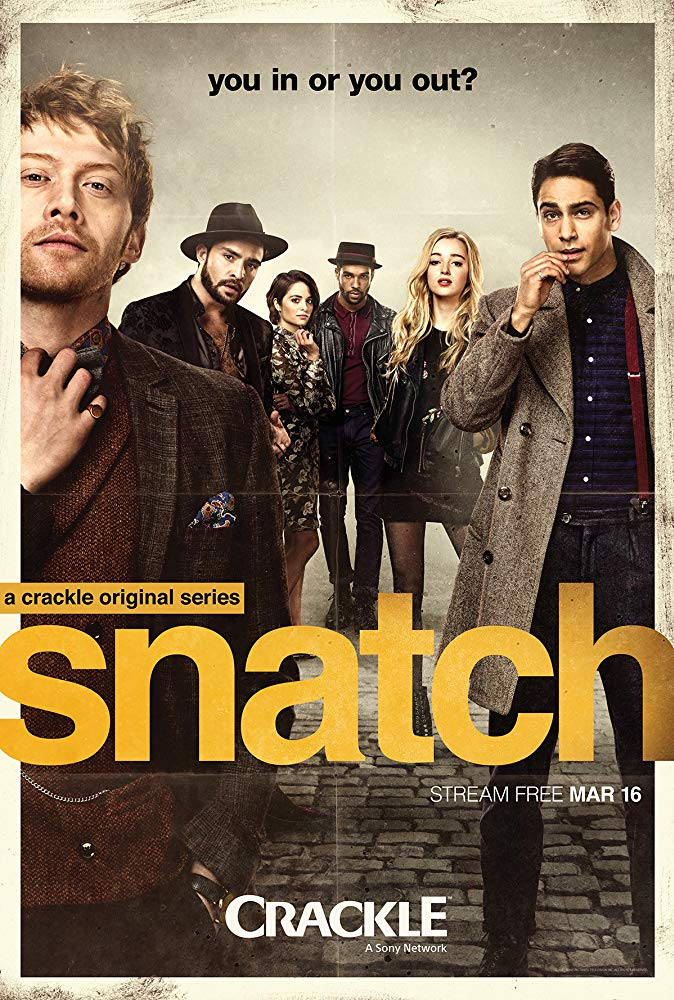 Watch Movie Snatch - Season 2