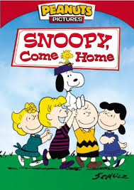 Watch Movie Snoopy Come Home
