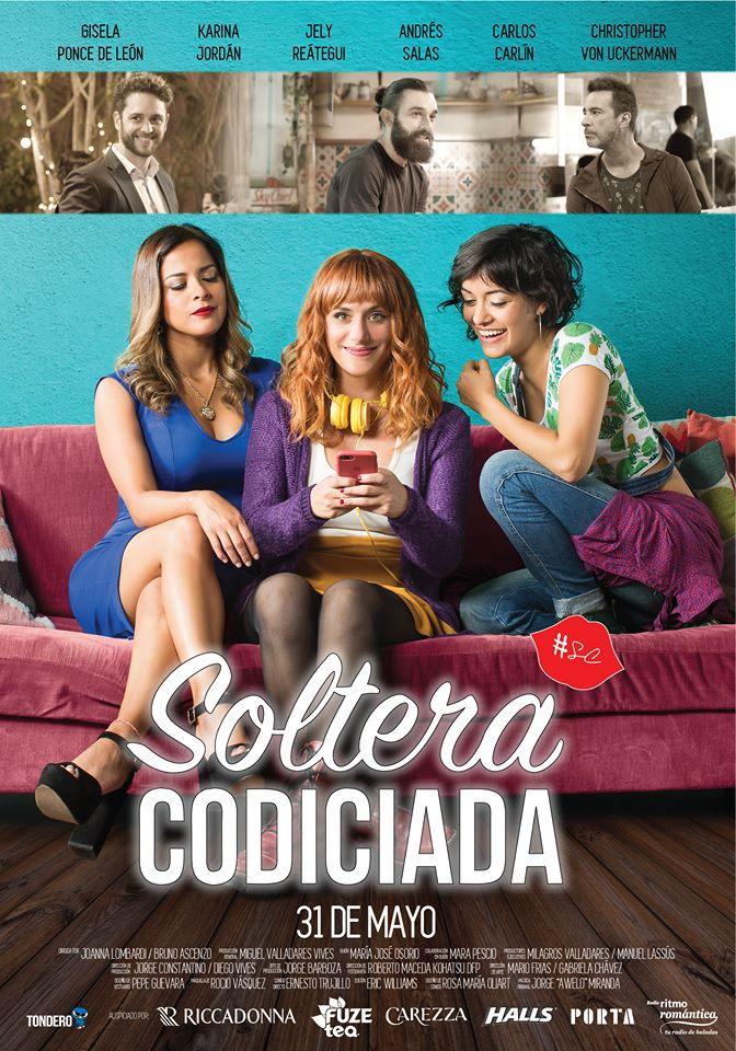 Watch Movie Soltera Codiciada