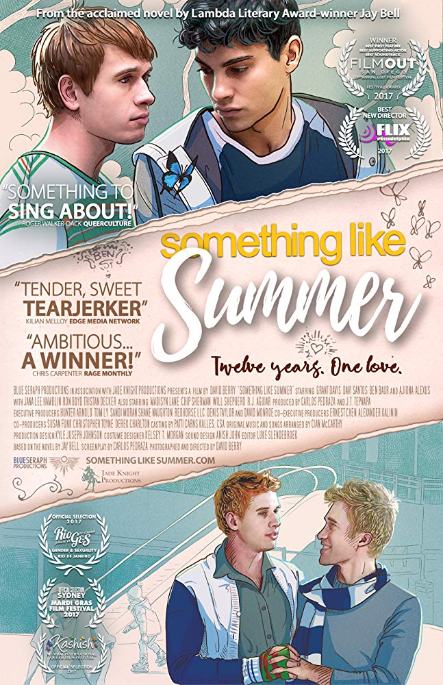 Watch Movie Something Like Summer