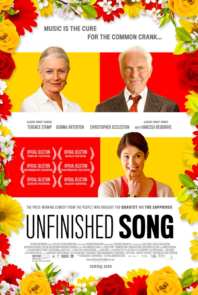 Watch Movie Song for Marion (Unfinished Song)