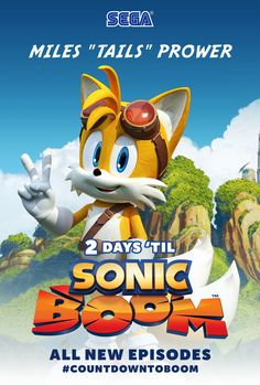 Watch Movie Sonic Boom - Season 2