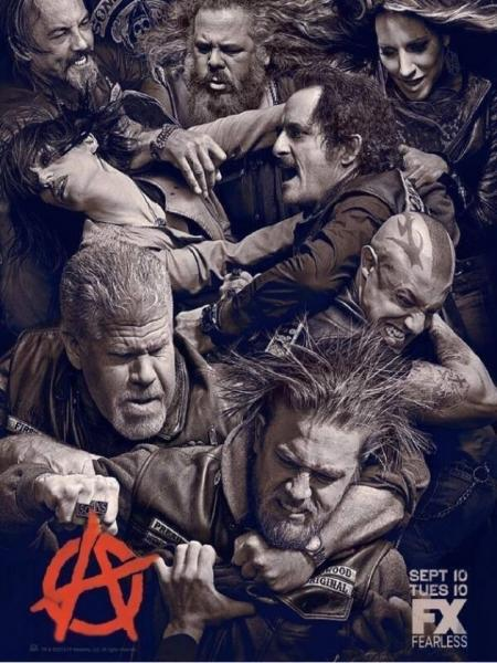Watch Movie Sons Of Anarchy - Season 6