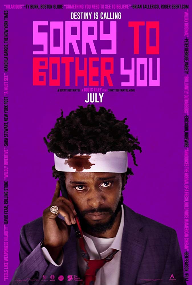 Watch Movie Sorry to Bother You