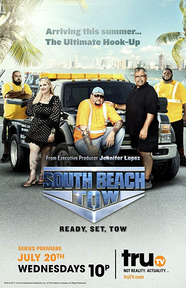 Watch Movie South Beach Tow - Season 4