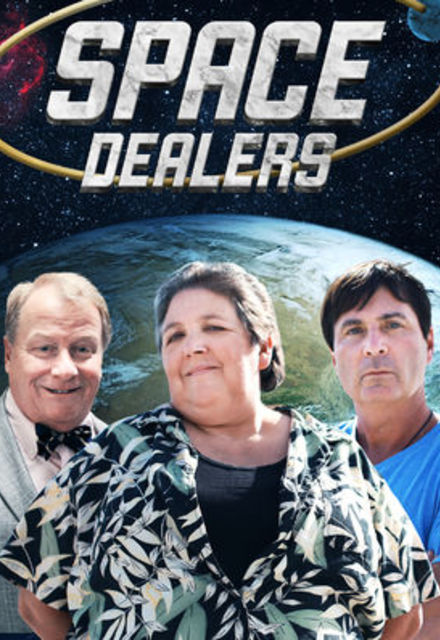 Watch Movie Space Dealers - Season 1