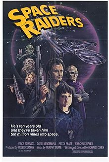 Watch Movie Space Raiders