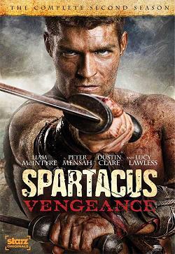 Watch Movie Spartacus Vengeance - Season 2