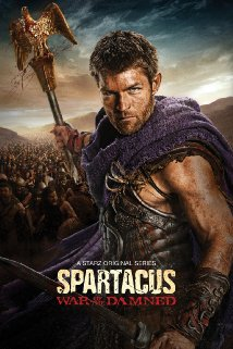Watch Movie Spartacus War of the Damned - Season 3
