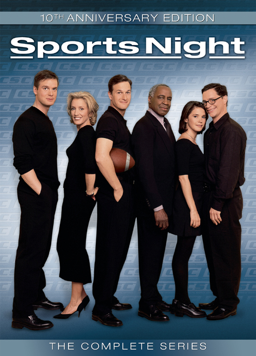 Watch Movie Sports Night - Season 2